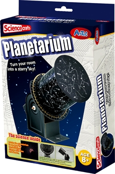 Science Crafts Planetarium byggesett