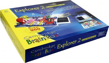 BrainBox Explorer 2 elektronikksett