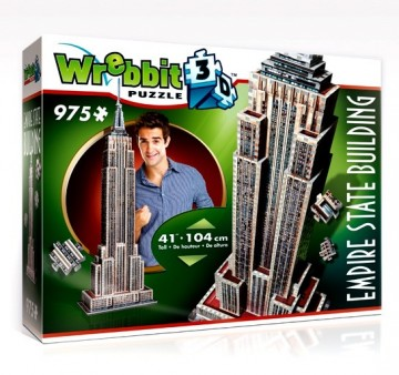 3D-puslespill Empire State Building