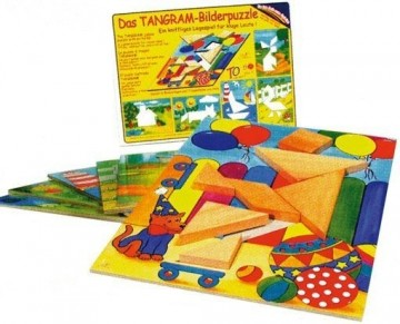 Tangram junior