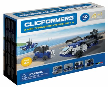 Clicformers Mini Transport byggesett