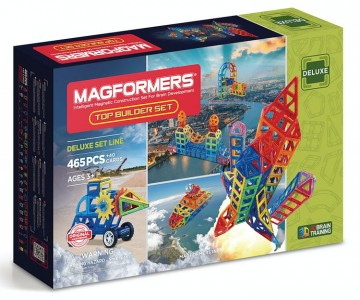 Magformers Top Builder Set